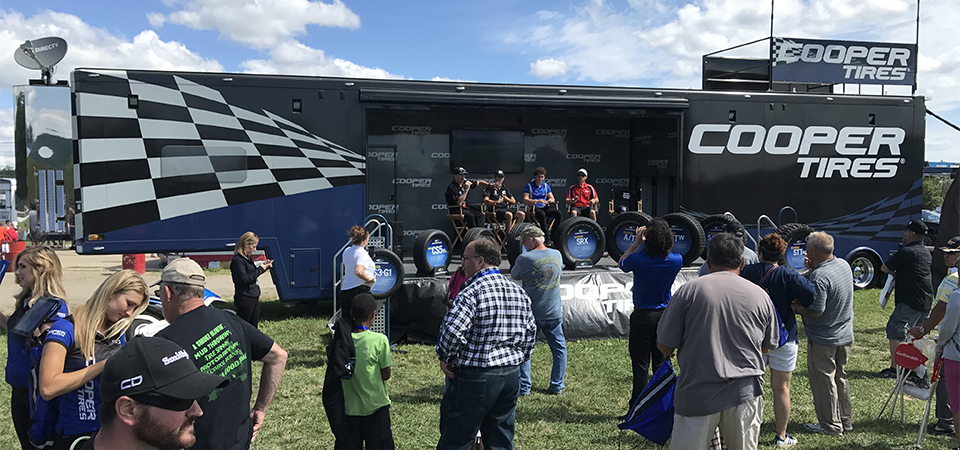 Cooper Tire Mobile Tour
