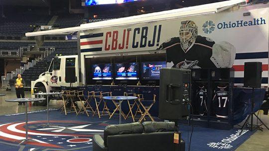 CBJ Promotional Truck
