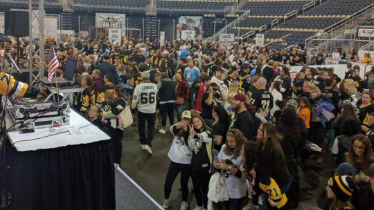 Pittsburgh Penguins Fan Fest