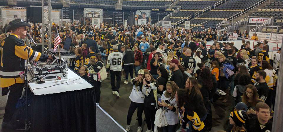 Pittsburgh Penguins Fan Fest