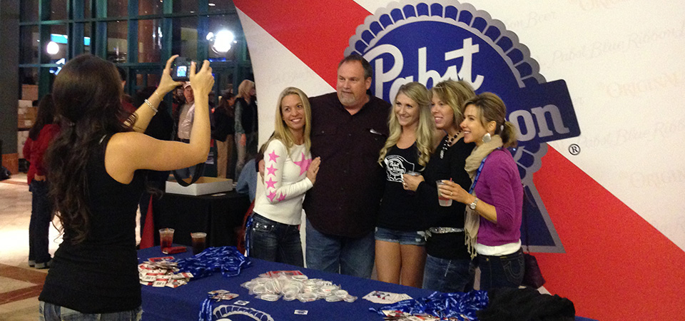 PBR Sponsorship Activation